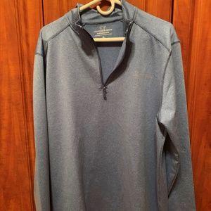 Vineyard Vines Men's XL 1/4 zip Performance Jersey